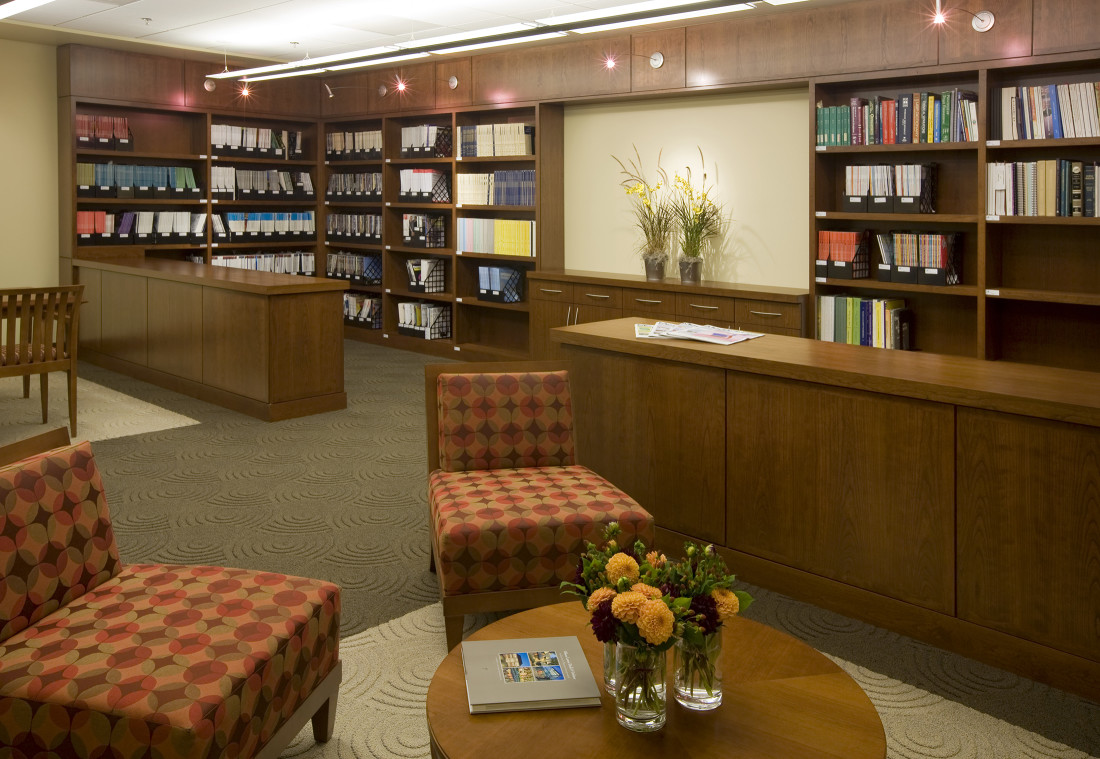 Gathering Space | Library