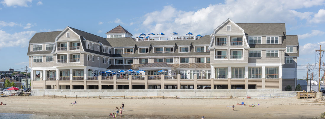 Beauport Hotel Overlooking Pavilion Beach