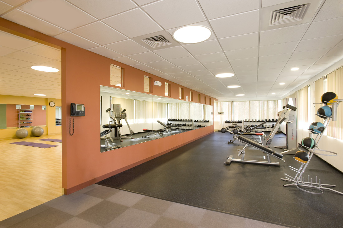 Cubist Gym and Exercise Rooms 55 Hayden