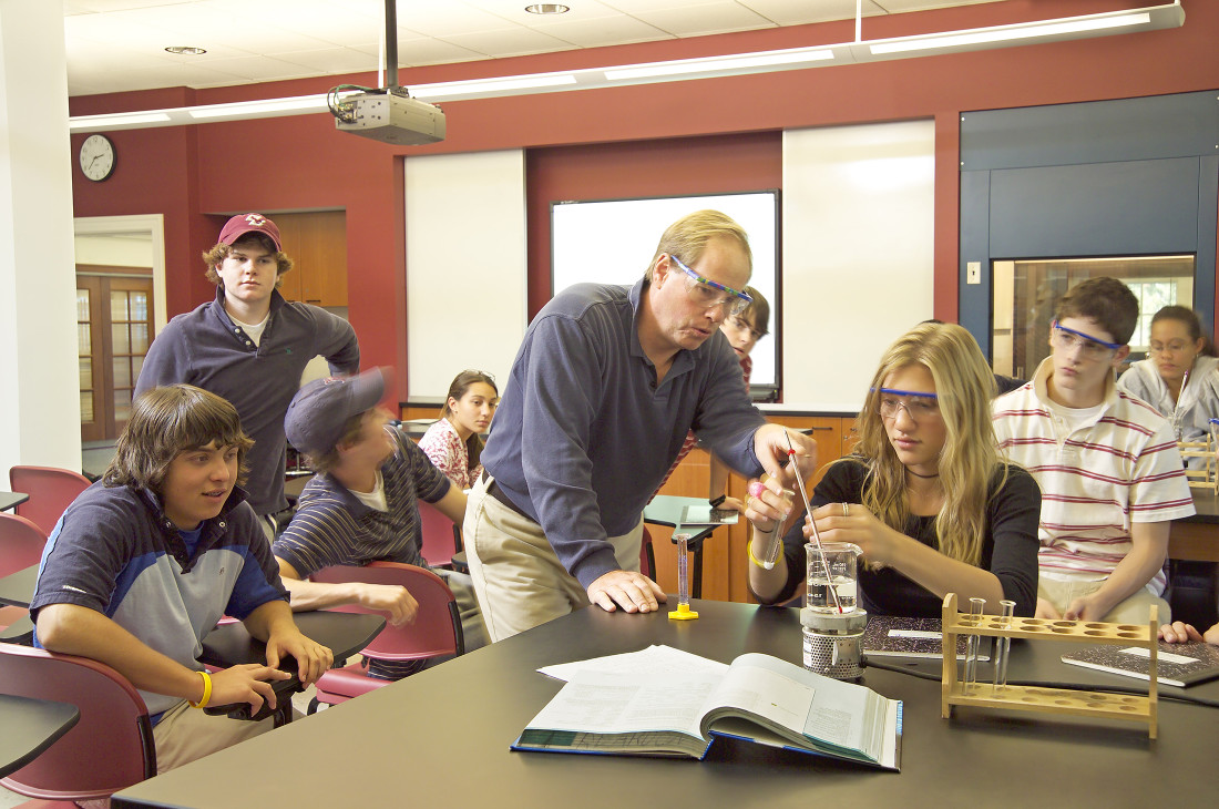 Pingree Lab Classroom