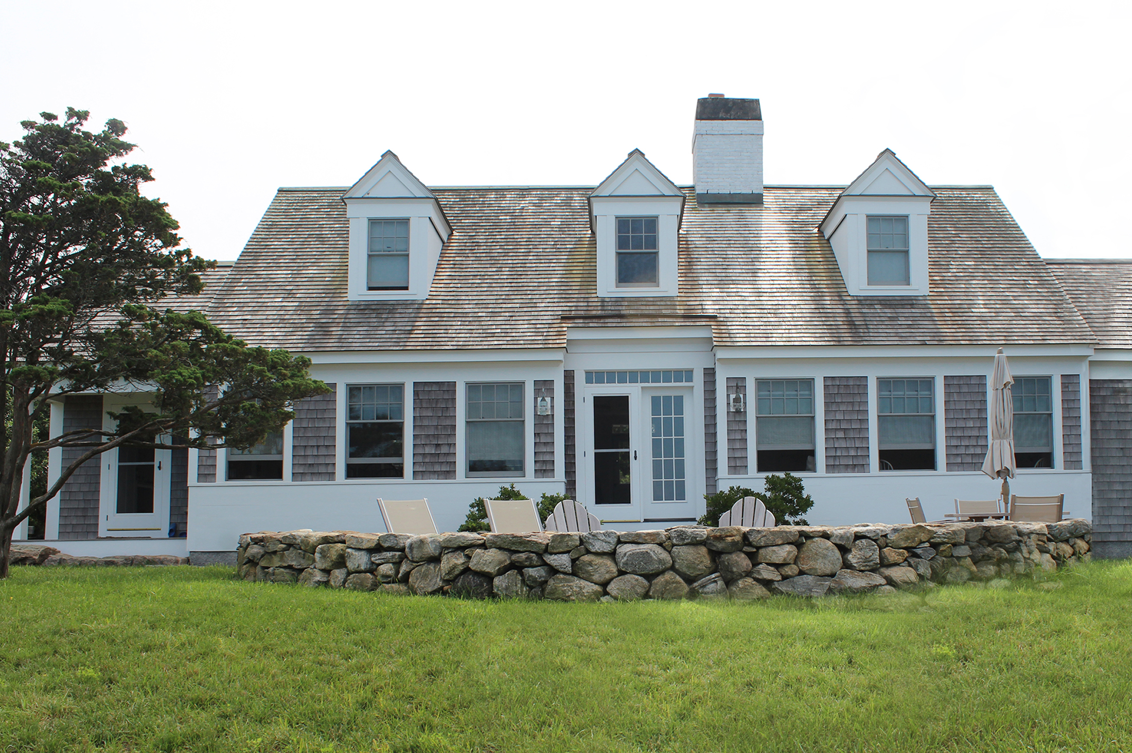 The Cape Cod Style Home Olson Lewis Architects